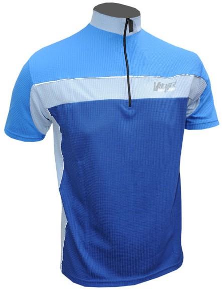 Cyklistický dres BIKE - modrý
