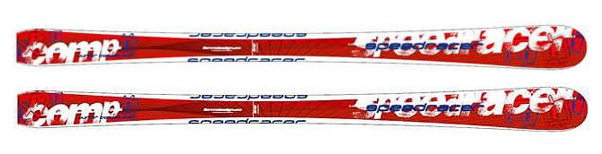 Dětské lyže PALE SPEEDRACER s vázáním - 90cm
