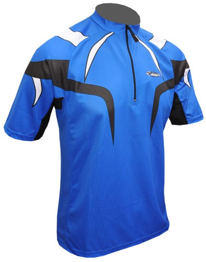 Cyklistický dres PROFI - modrý
