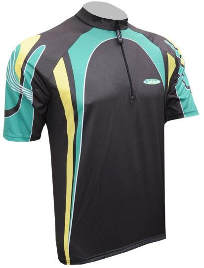 Cyklistický dres SPEED - antracitový