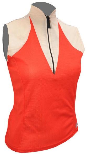 Cyklistický dres SUMMER - červený