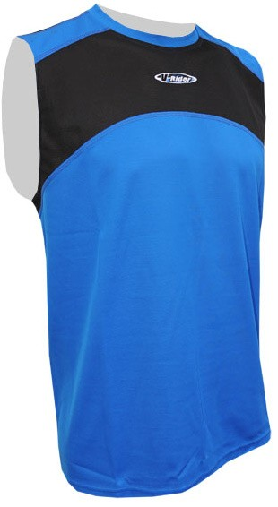 Sportovní triko TOP FREE COOLMAX - modrý