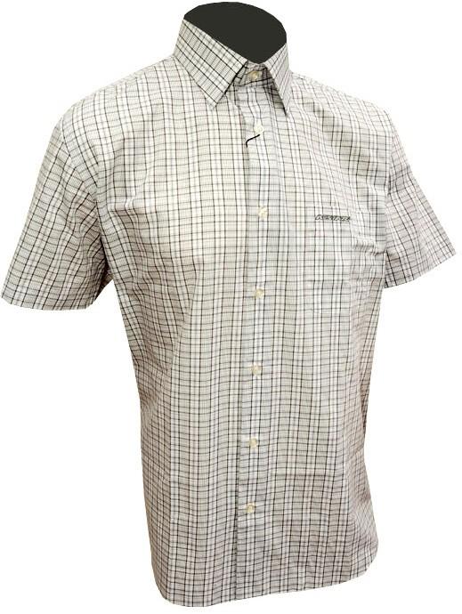 Košile LIFE - hnědá