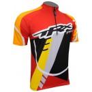 Cyklistický dres ACSTAR TRX COOLMAX - červený