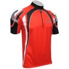 Cyklistický dres SPEED - červený